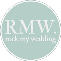 Publishied on the english wedding blog Rock My Wedding